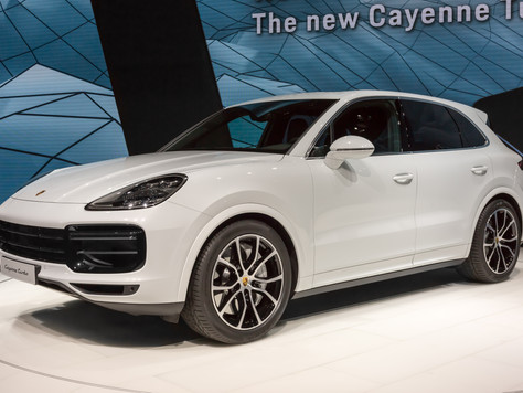 G-Energy engine oil successfully tested in Porsche Cayenne