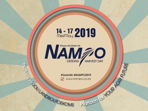 OILY SA exhibiting at NAMPO!