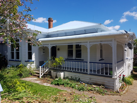 A magical Mt Eden Villa - from Cinderella to cover girl