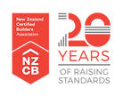 new zealand builders association certifed 20 years