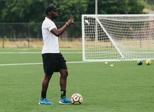 Summer Camp With Coach Djiba
