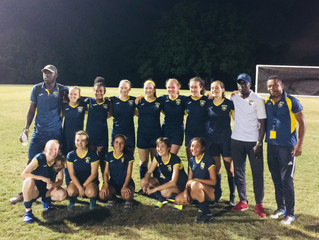 Galaxy 01G Wins 2018 STX President's Cup State Championship