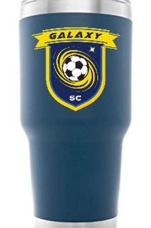 Stainless Steel Tumbler with Club Logo