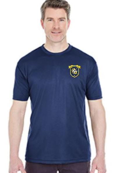 Personalized T-Shirt (Dri-Fit) with Club Logo
