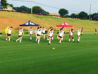 Galaxy 01G Draws First Blood in South Carolina