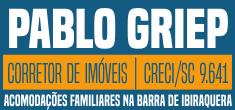 Casas na Barra de Ibiraquera -Imbituba - SC