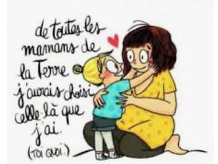 """Bonne fête à toutes les """"Maman"""""""