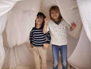 """La cabane des enfants : """"un entre-deux""""..."""