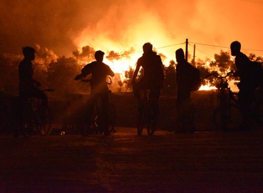 In Moria sind die europäischen Werte verbrannt