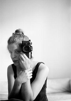 Johanna Eckhardt Sebstporträt Photo