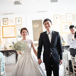 Lean Li & Kang Leng Wedding