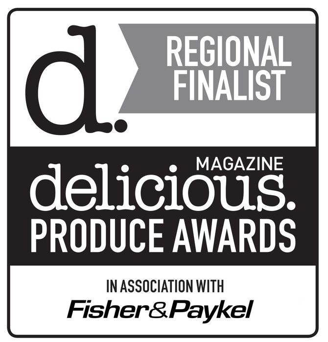 Delicious. Produce Awards 2017