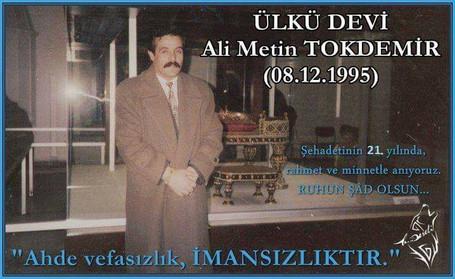Ali Metin TOKDEMİR