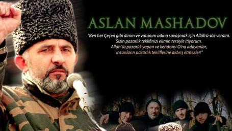 Aslan Mashadov Vefat Yıl Dönümü