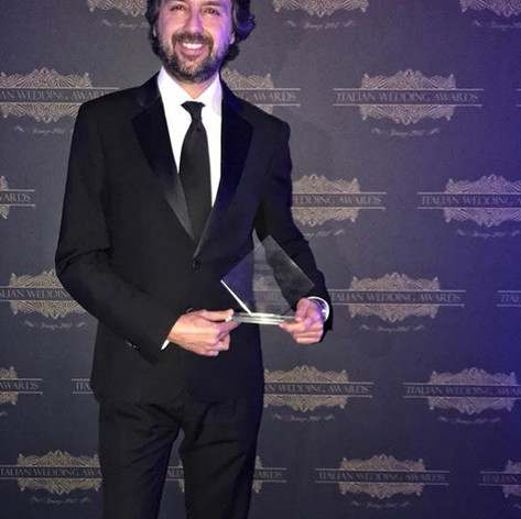 """Yes yes yes !!! Anche quest'anno vincitori dell'Italian wedding awards categoria """"wedding music designer""""_#lasemicroma #iwa2017 #firenze #fo"""