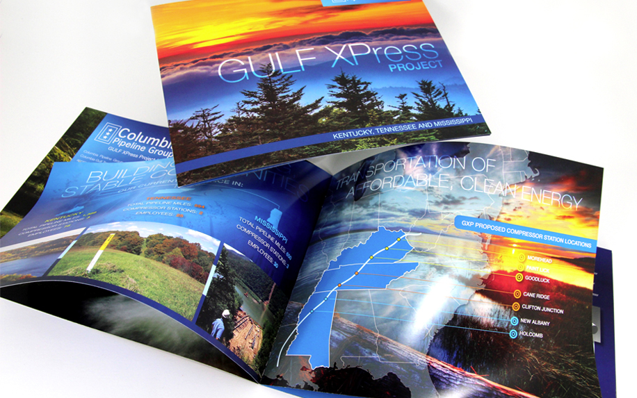 CPG GULF XPRESS PROJECT BOOKLET