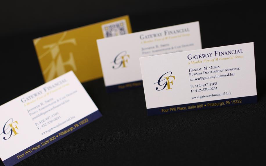 GF busi cards