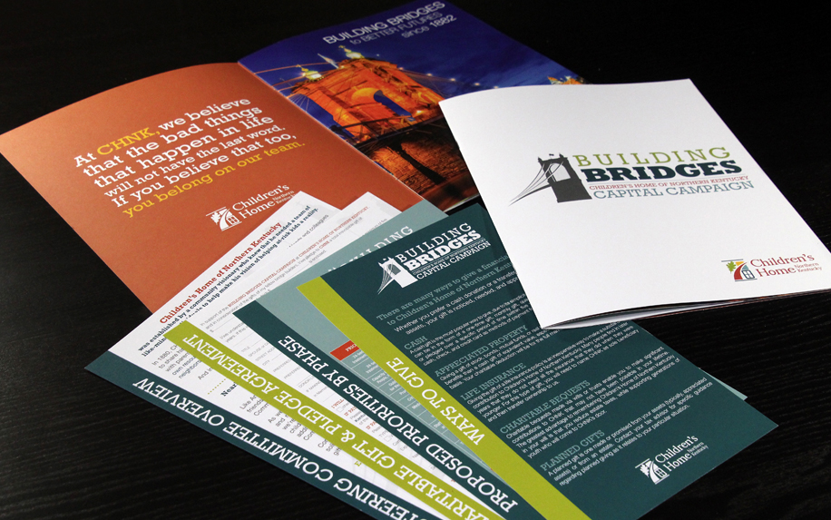 CAPITAL CAMPAIGN Collateral