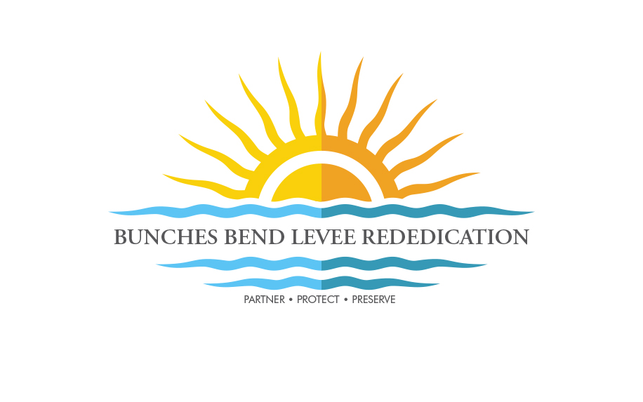 BUNCHES BEND LEVEE REDEDICATION