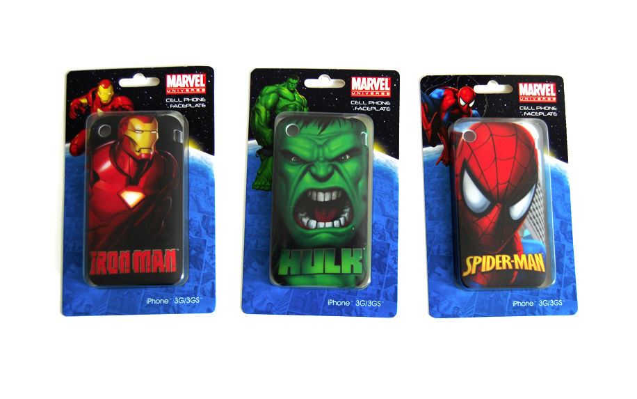 MARVEL PHONE COVERS