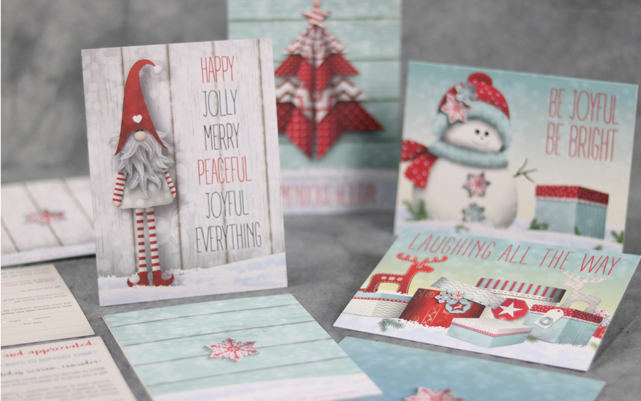 CHNK HOLIDAY COLLATERAL
