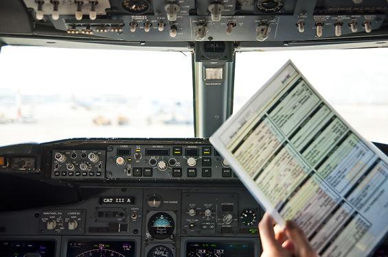 bigstock-Pre-flight-Checklist-At-Flight-