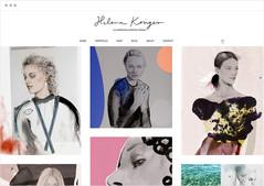 Helen Kruger | Çizim & Tasarım