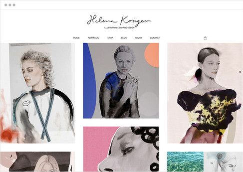 Helen Kruger | Illustration & Design