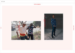 Ivy Chen | Moda Tasarımı