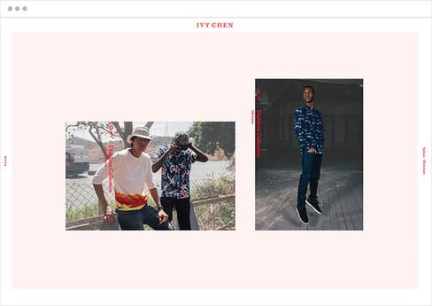 Ivy Chen | Mode ontwerper