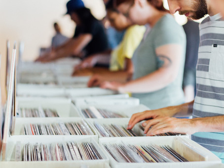 The Passage's record fair