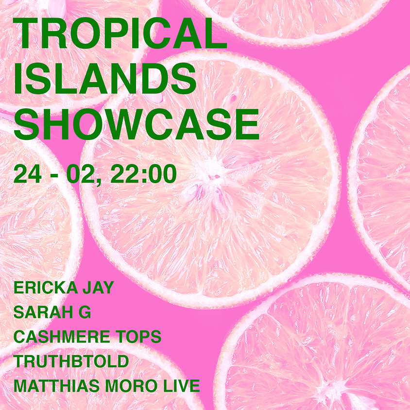 Tropical Islands Showcase