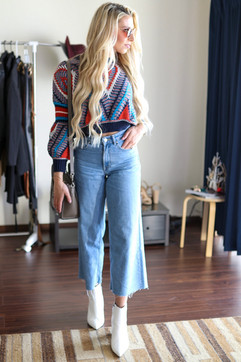Cut off Jeans Style