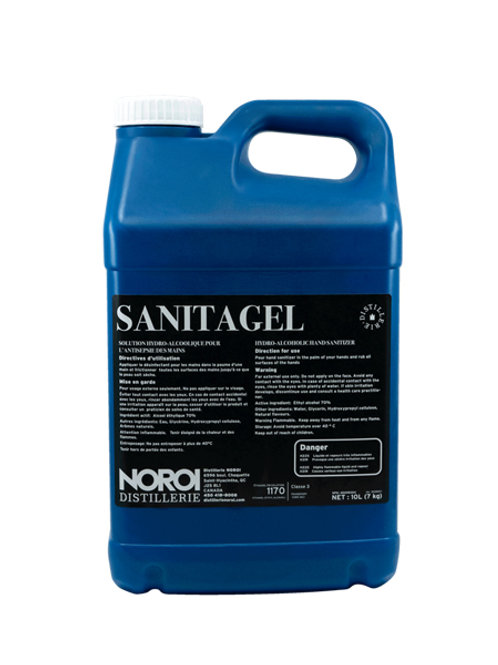 Gel Antiseptique Sanitagel 10L