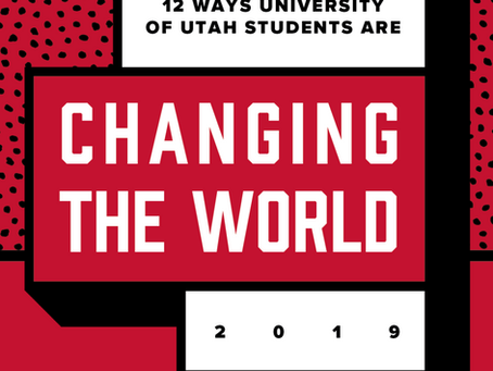 Layla featured in the 2019 Student Innovation @ the U Report