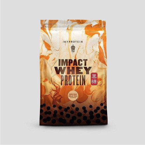 Impact Whey Protein (1kg) - Milk Tea