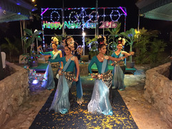 Thai traditional dance