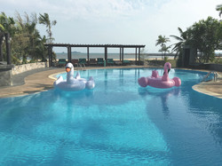 Pool floats Bann Pae Cabana