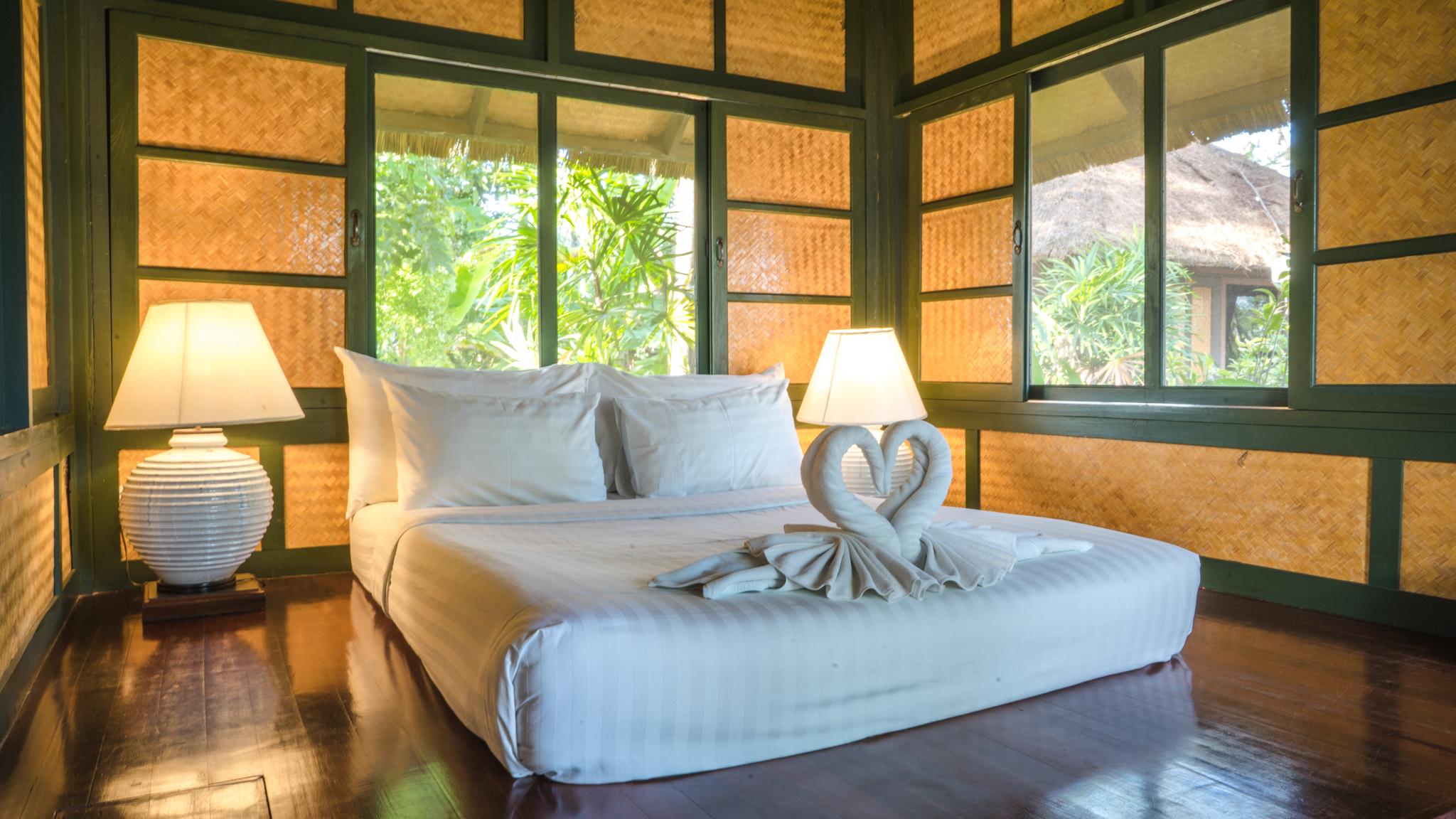 Bedroom Bann Pae Cabana