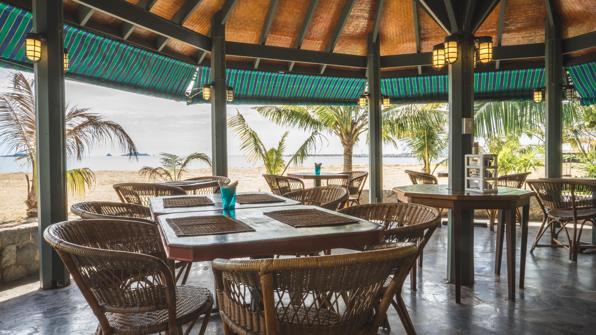 Beach restaurant Bann Pae Cabana