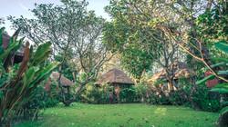 garden cabanas