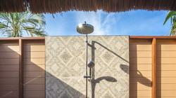 Open-air shower Bann Pae Cabana