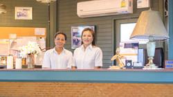 Reception Bann Pae Cabana