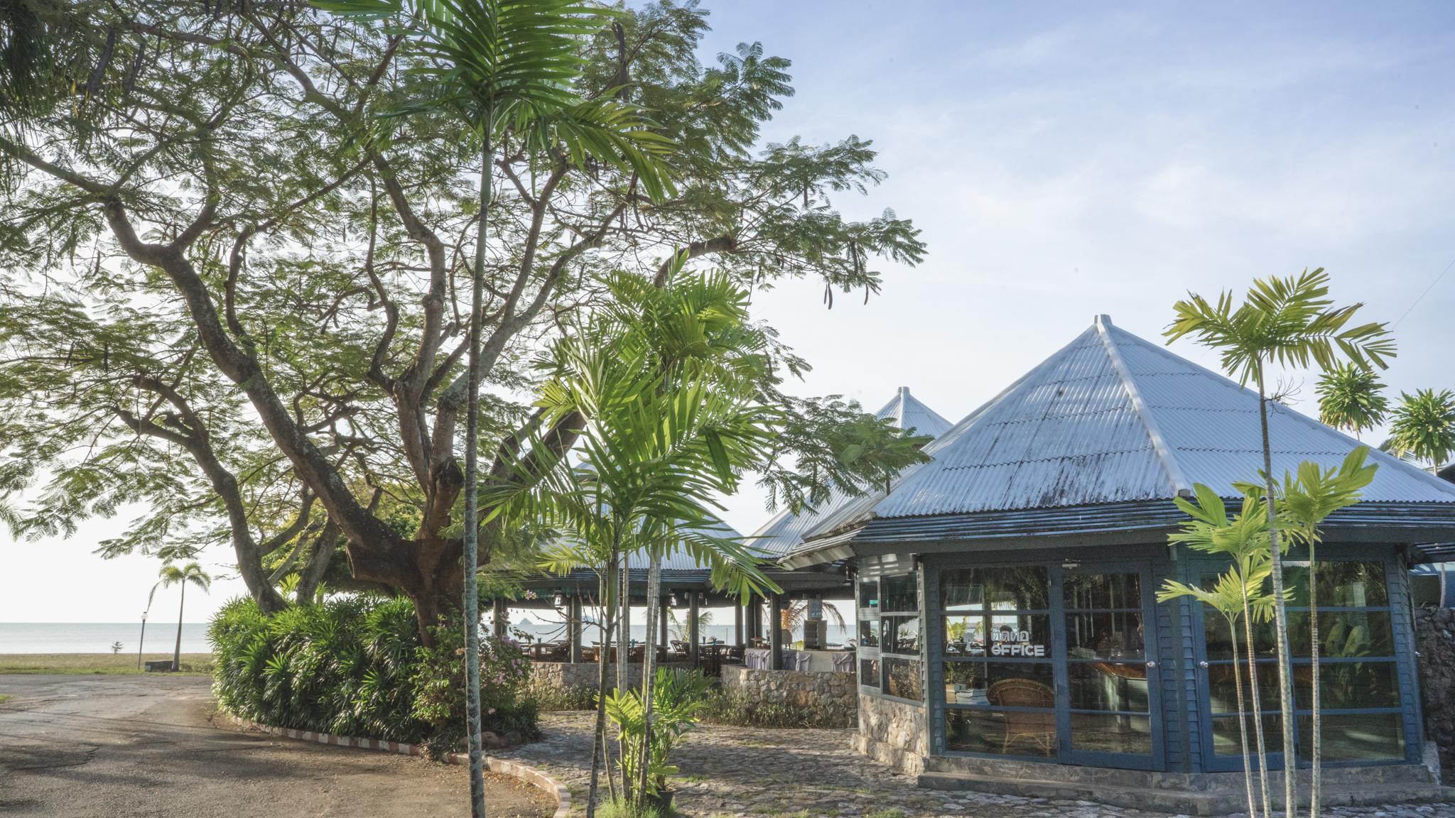 Lobby Bann Pae Cabana