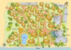 Bann Pae Cabana Map