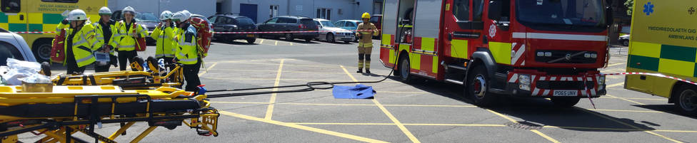 North Wales Fire & Rescue