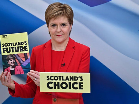 My Piece on the Scottish Parliamentary Elections for Aspenia Online