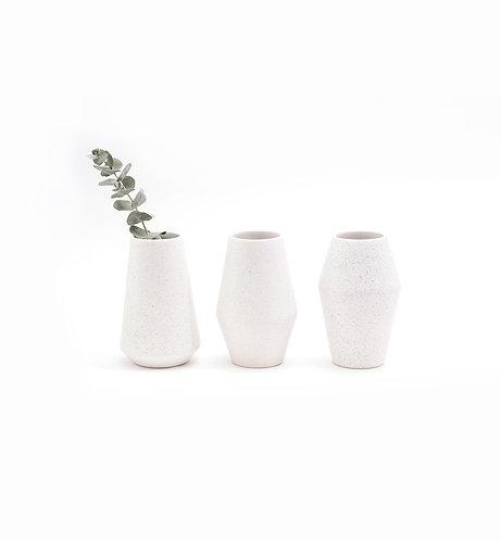 Petra florero de cerámica