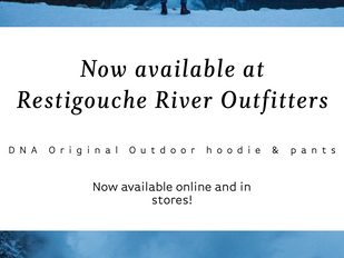 Now available in store at Restigouche River Outfitters