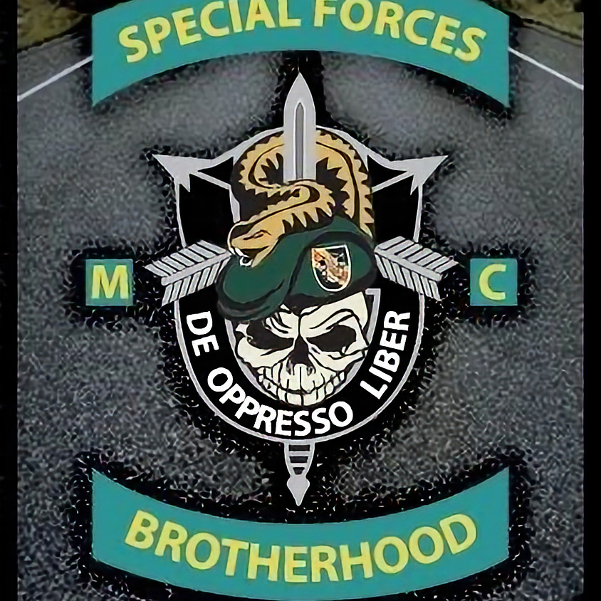 Special Forces Brotherhood Motorcycle Club Anniversary